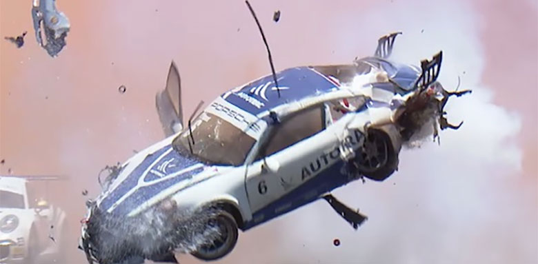 Pedro-Piquet-Accident-Porsche