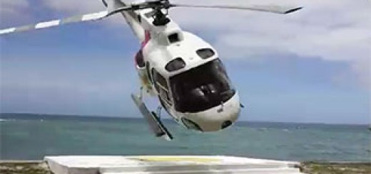 Crash-helicoptere