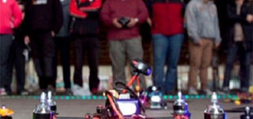 Course-Drone-Racing
