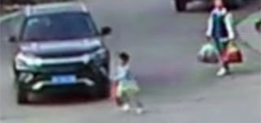 Girl-miraculously-survives-after-being-run-over-by-SUV