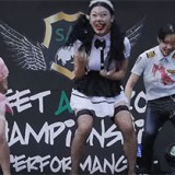 Awesome-Zombie-dance-Performance