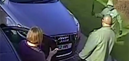 Husbands-goodbye-kiss-before-work-interrupted-by-violent-carjacking