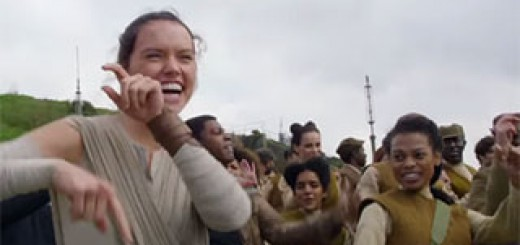 Daisy-Ridley-Rapping