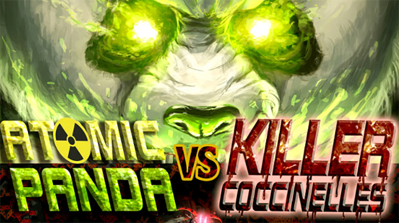 Atomic-Panda-vs-Killer-Coccinelles
