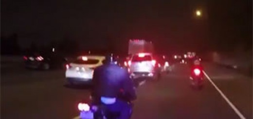 Car-Driver-vs-Biker-Road-Rage