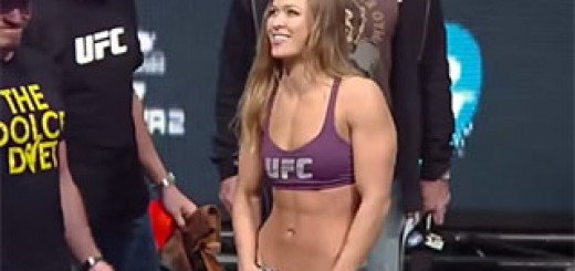 UFC-168-Ronda-Rousey-vs-Miesha-Tate-Official-Weigh-In