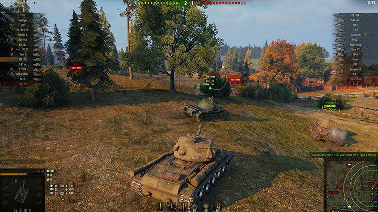 World of Tanks 2018