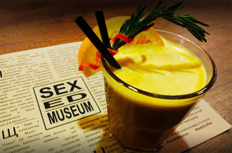 Sex ed Coffee