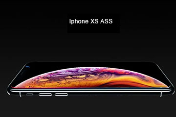iPhone XS ASS