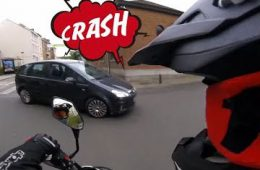 Compilation crash moto