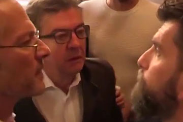 Melenchon version gitans