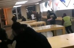 Casseur Apple store