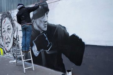 Christophe Dettinger Fresque