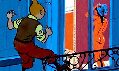 Tintin Paris