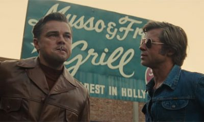 Once Upon a Time in Hollywood bande annonce officielle film de Tarantino