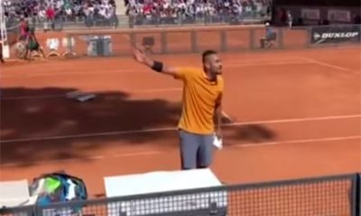 coup sang joueur Nick Kyrgios coute 20 000 euros