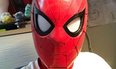 Masque spiderman cosplay