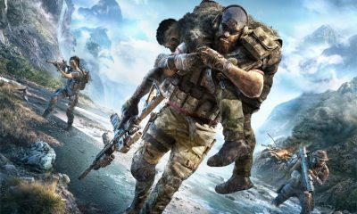 Ghost Recon Breakpoint jeu de tir tactique Ubisoft Paris