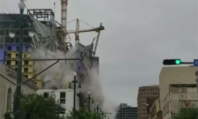 video chute hotel Hard Rock Cafe 2 morts